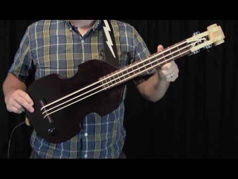 violin bass ukulele youtube. Black Bedroom Furniture Sets. Home Design Ideas