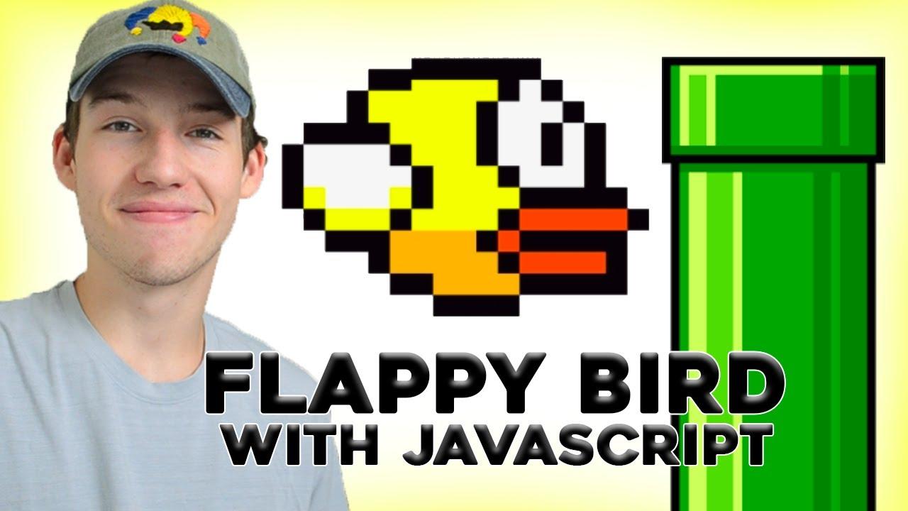 The Easiest Flappy Bird Tutorial Ever? - Beginner JavaScript Game