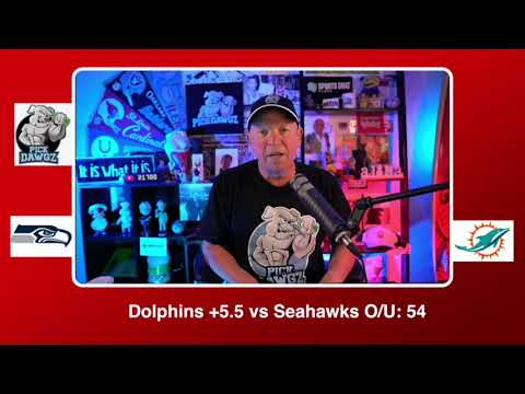 Miami Dolphins vs Seattle Seahawks NFL Pick and Prediction 10/4/20 Week 4 NFL Betting Tips