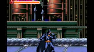 Batman Returns - Batman Returns SNES Playthrough - User video
