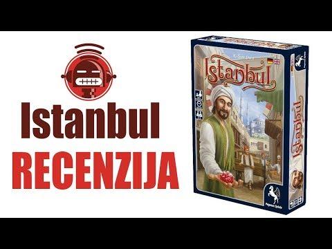 Istanbul - recenzija igre