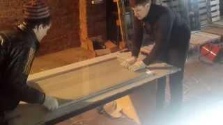 Мойка и сборка стеклопакетов(Первый запуск в работу., 2014-12-17T22:36:12.000Z)