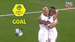 Goal Juan Ferney OTERO (27') / Amiens SC - Stade Brestois 29 (1-0) (ASC-BREST) / 2019-20