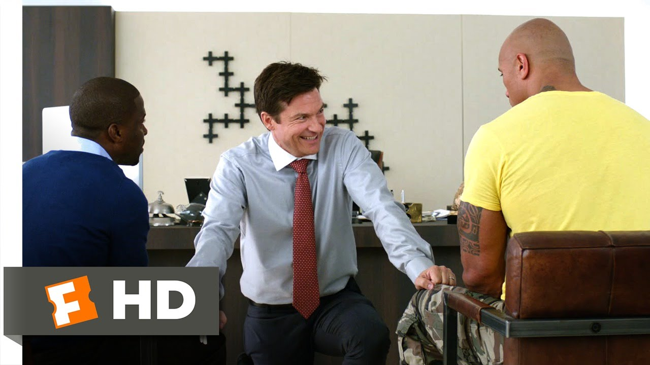 Infinite Jesterings: Central Intelligence is (sort of) the