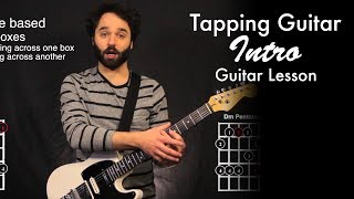 Tapping Guitar Intro