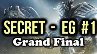 [EPIC] Team Secret vs EG (Evil Geniuses) Highlights ESL One Frankfurt Dota 2 Grand Final Game 1