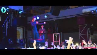 Концерт ZippO в Атлантиде 9 ноября 2014 года
