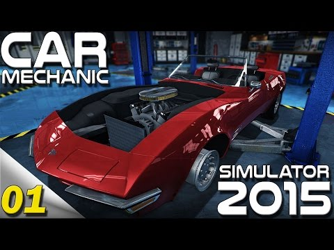 Владимирец - ч1 Farm Mechanic Simulator 2015