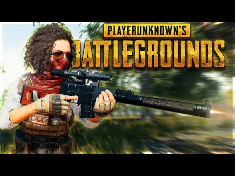 Trying To Get Some Chicken With The Crew! PUBG Squads With The DONG D4 & Sidearms!
