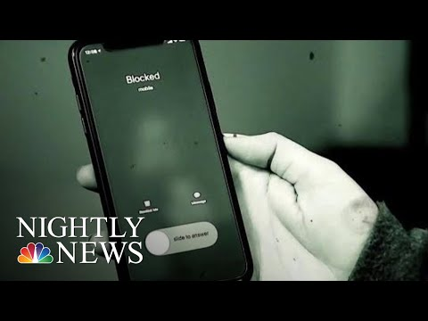 Virtual Kidnapping Scam Targeting Families On Social Media   NBC Nightly News