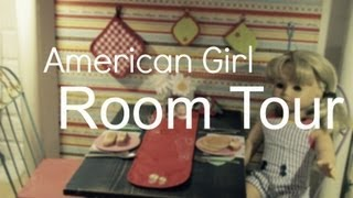 Ag Doll Room Tour: Fall 2012