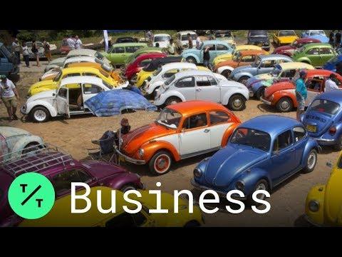 Volkswagen Ending Production of Iconic Beetle