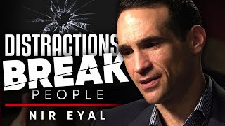 NIR EYAL - How Can Distraction Break People? | London Real