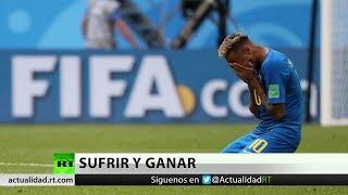Valderrama sobre las lágrimas de Neymar: