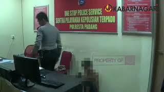Polisi Ringkus Pengamen yang Cabuli Siswi SMP di Padang