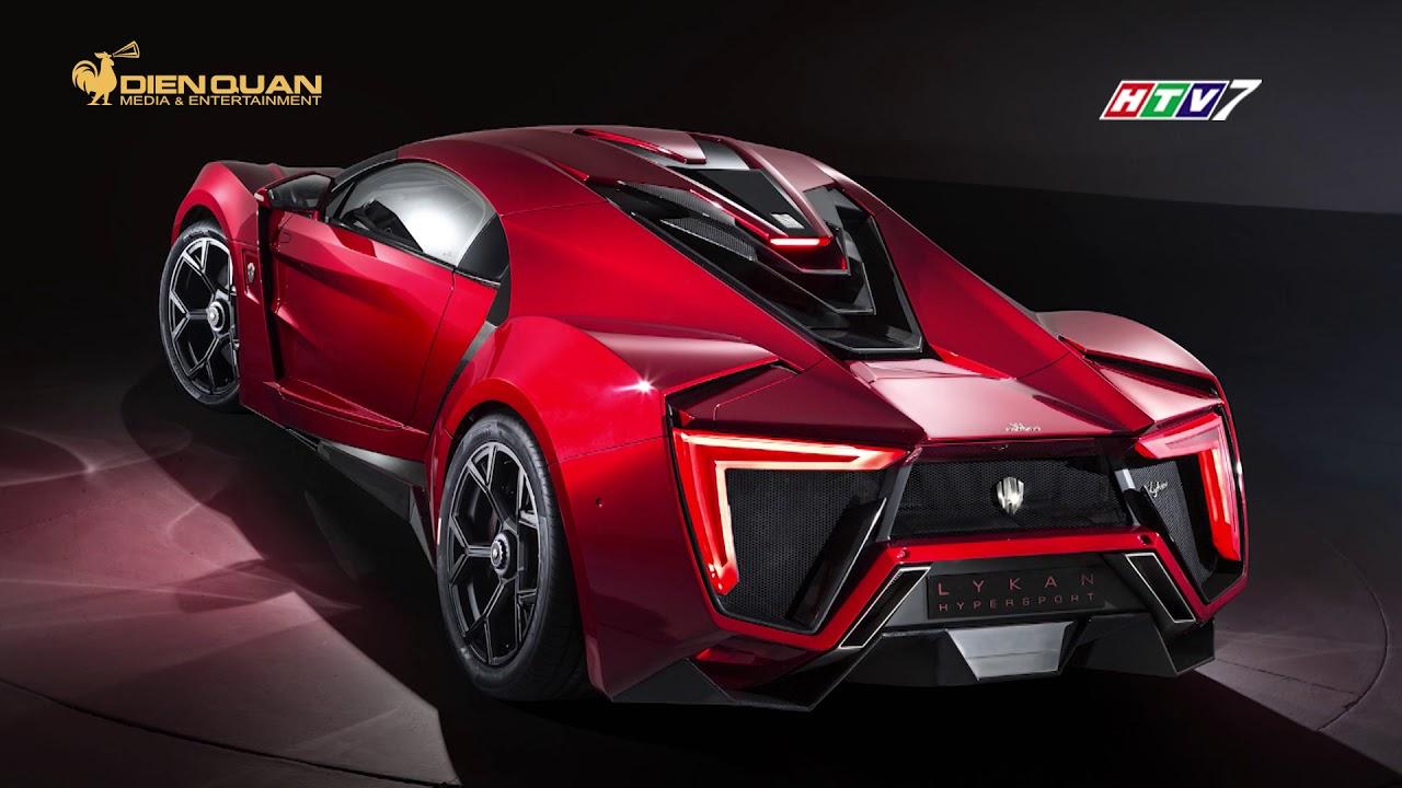 Trong Thế Giới Xe | Lykan Hypersport - Siêu xe xa xỉ đến từ Ả Rập