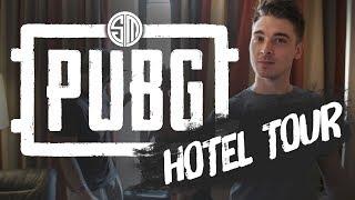 TSM Battlegrounds Cologne Hotel Tour