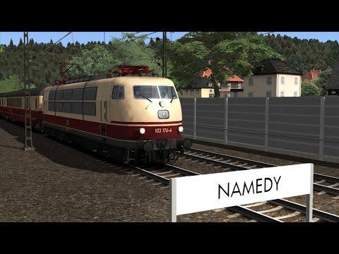 LET`S PLAY Train Simulator 2016 | Der Letzte macht das Licht aus / TEE12 nach Amsterdam