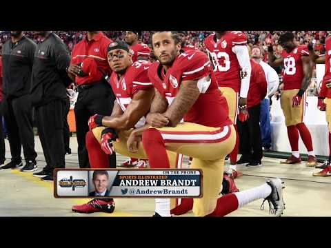 SI's Andrew Brandt Breaks Down Kaepernick's Collusion Claim | The Dan Patrick Show | Full Interview