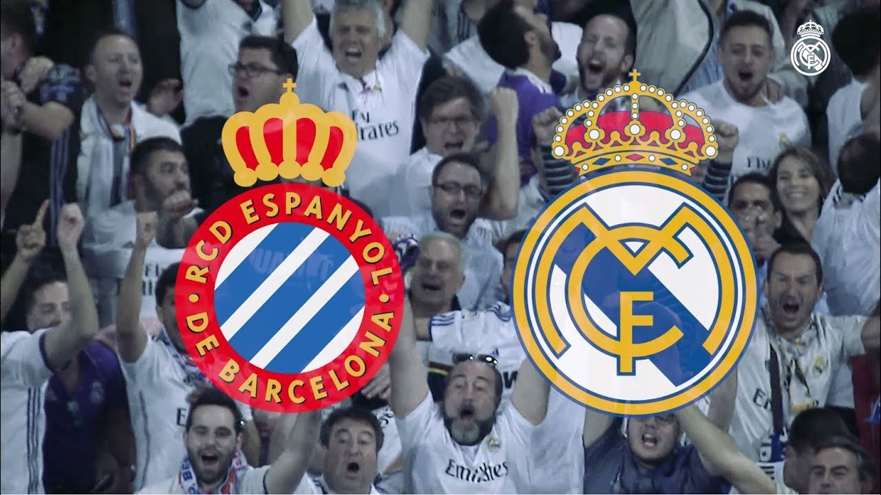 Espanyol Vs Real Madrid   Youtube