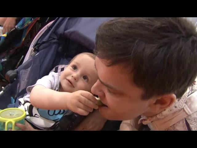 WANEXPO Фестиваль беременных + Фестиваль младенцев.  Весна 2012