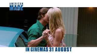 AMERICAN MADE | Nice Wheels | In Cinemas 31 August