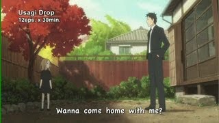 USAGI DROP -NoitaminA Animation- 【Fuji TV Official】