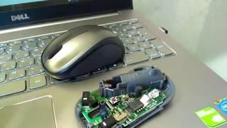 Logitech m235(m325) how to open, disassemble | Как разобрать мышку Logitech m235 (m325)