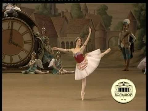 Natalia Osipova Coppelia Act 3 Variation