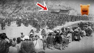1908年「光緒皇帝」的葬禮直擊歷史照片:百姓沿途跪拜,最後一位舉行皇家葬禮的清朝皇帝,這才是真歷史!【楓牛愛世界】