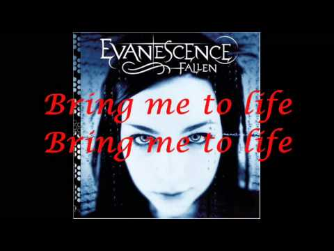 evanescence bring me to life instrumental MP3