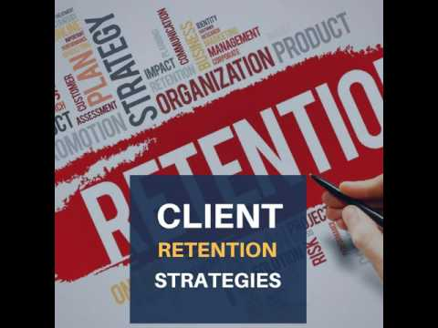"Episode 87:  ""5 Strategies Guaranteed to Improve Client Retention"""