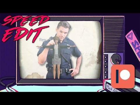 Speed Edit: Suicide Police