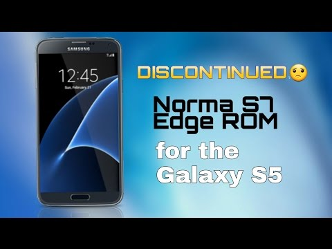 Norma S7 edge port for the Galaxy S5-Review![DISCONTINUED]