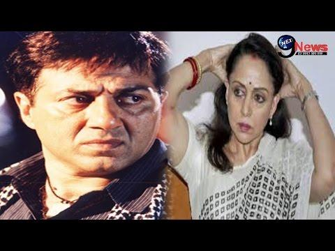 सनी देओल सौतेली माँ हेमा से करते है ऐसा बर्ताव   Suny Deol Behavior With Hema Malini