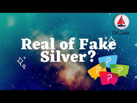 Real of Fake Silver? An Educational Experience