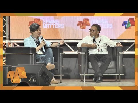 Growth Strategy for Gaming Brands Panel, All That Matters 2017