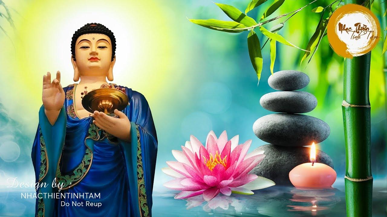 Nhạc Thiền Tĩnh Tâm – QUÁ HAY – Nghe tâm an tĩnh ngủ cực ngon – Relaxing Meditation Music