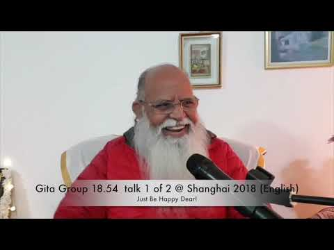 Gita Group 18.54  talk 1 of 2 @ Shanghai 2018 (English)