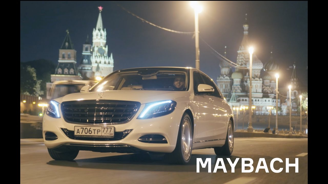 DT Test Drive — Mercedes-Maybach S500 (₽12.5 млн.)