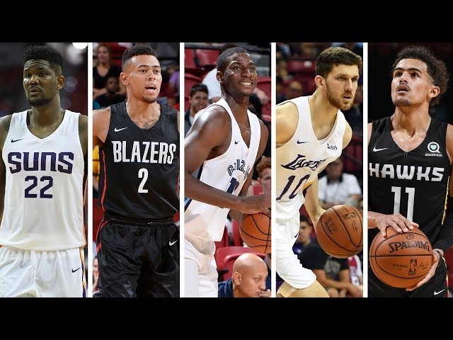 Best Plays From The 2018 MGM Resorts All NBA Summer League 2nd Team