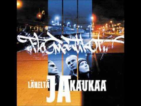 Flegmaatikot - Salajuoni (2001)