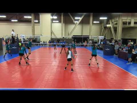 Raegan Herr #5 - Class of 2020 - Las Vegas Classic 2019 Volleyball  Tournament