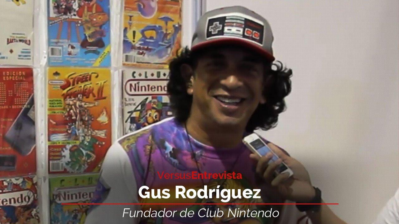 VersusEntrevista | Gus Rodríguez, fundador de la revista Club ...