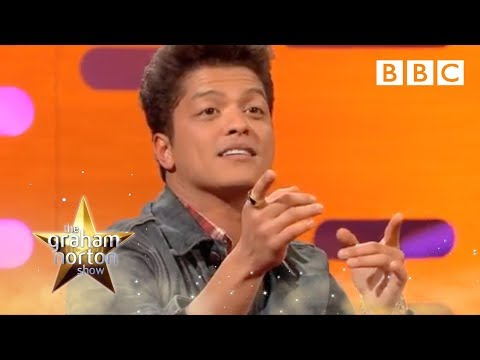 Thumbnail: Bruno Mars Sings 'Forget You' - The Graham Norton Show, Ep18, Preview - BBC One