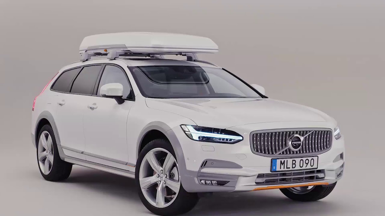 2018 Volvo V90 Cross Country Ocean Race Edition Youtube