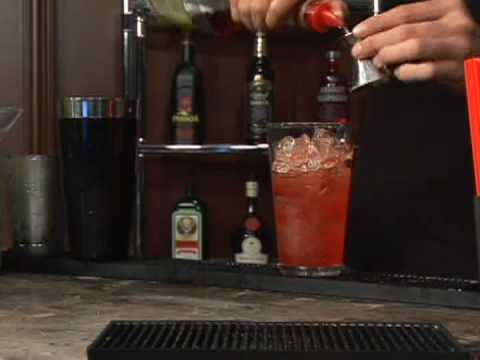 Ndy Mixed Drinks Part How To Make The Cherry Blossom Mixed Drink