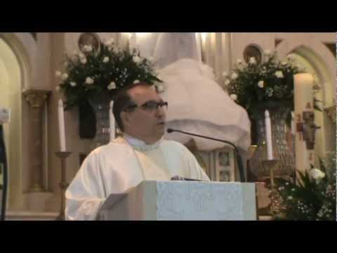 Homilia Padre Eugênio Pacelli Sj - Missa da Primeira Eucaristia - Paróquia de Cristo Rei