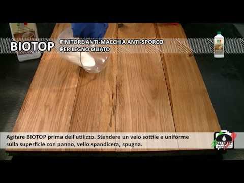 Come effettuare un trattamento impregnante olio-ceroso su superfici in legno