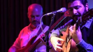 "2016 Artist Residency - Maharajah Flamenco Trio - ""Sin Paciencia (Bulerias)"""